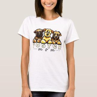 Bevorder het Mamma van de Hond T Shirt