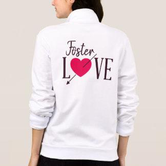 Bevorder Liefde - bevorder Zorg - de Gift van de Fleece Jas