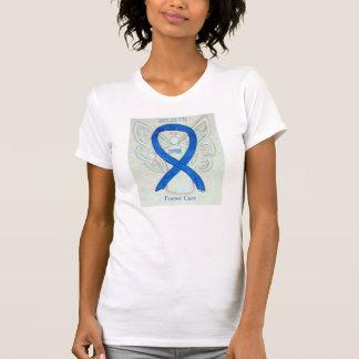 Bevorder Overhemd van de Engel van het Lint van de T Shirt