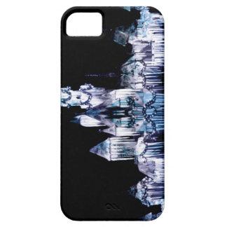 Bevroren Kasteel - Sneeuwvlokken Barely There iPhone 5 Hoesje