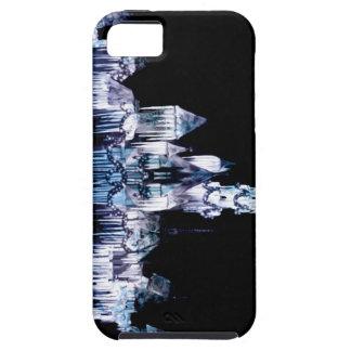 Bevroren Kasteel - Sneeuwvlokken Tough iPhone 5 Hoesje