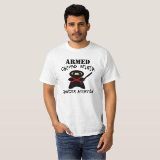 Bewapende Chemo Ninja T Shirt