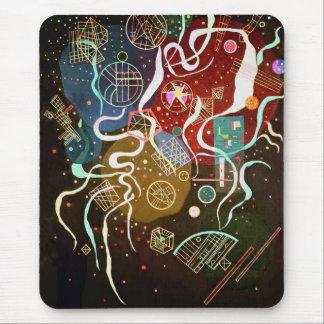 Beweging I van Kandinsky het Stootkussen van de Muismat