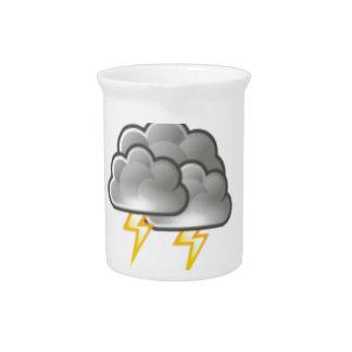 bewolkt storm pitcher