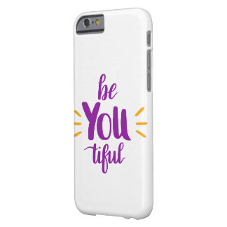 BeYOUtiful Barely There iPhone 6 Hoesje
