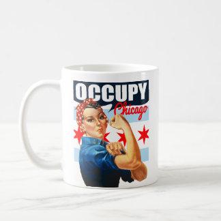 Bezet Chicago Rosie de Mok van de Koffie van de