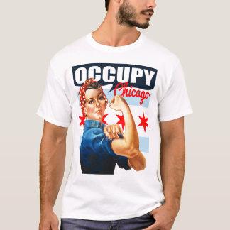 Bezet Chicago Rosie de t-shirt van de Klinkhamer