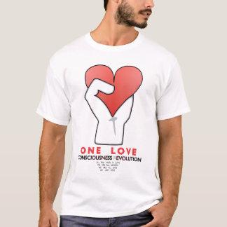 Bezet Één Liefde T Shirt