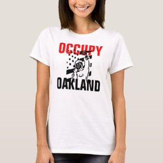 BEZET het Overhemd van OAKLAND T Shirt