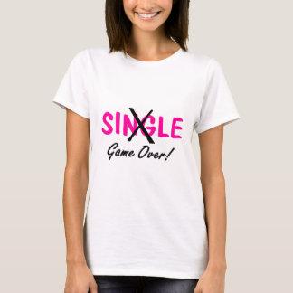 Bezet Spel over (Roze) T Shirt