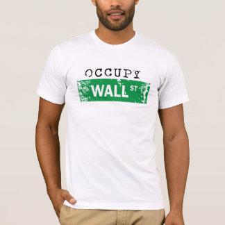 Bezet Wall Street de T-shirt van 99 Percenten