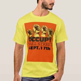 Bezet Wall Street T Shirt