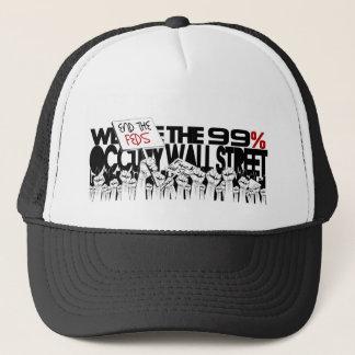 Bezet Wall Street - wij zijn 99% Trucker Pet