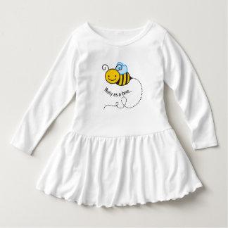 Bezig als bij baby jurk