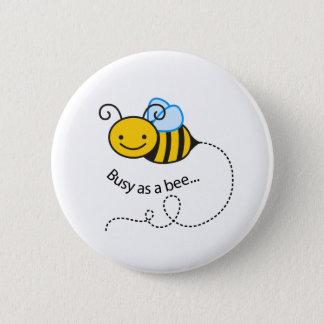 Bezig als bij ronde button 5,7 cm