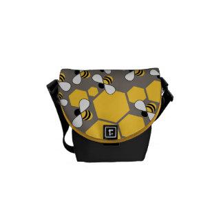Bezige Bijen Courier Bag