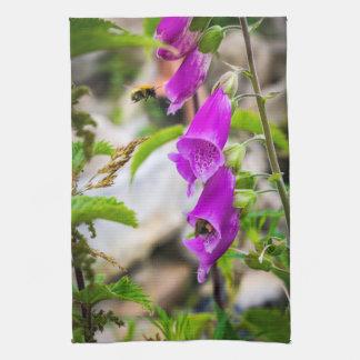 Bezige Bijen in Schotland Theedoeken