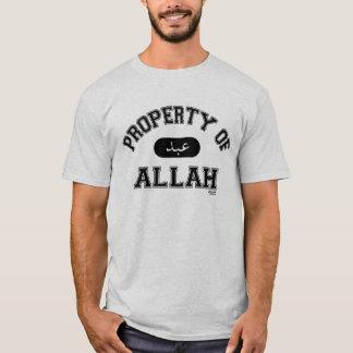 Bezit van Allah T Shirt