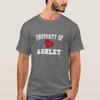 Bezit van Ashley T Shirt
