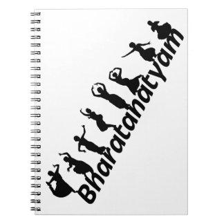 Bharatanatyam Ringband Notitieboek
