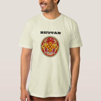BHUTAN het Overhemd van de Verbinding T Shirt