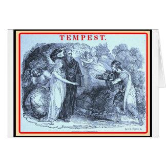 Bibliomania: Shakespeare de Storm Briefkaarten 0