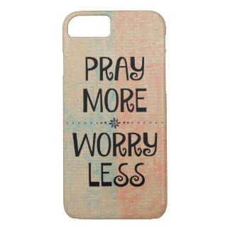 Bid minder Meer Zorg iPhone 7 Hoesje