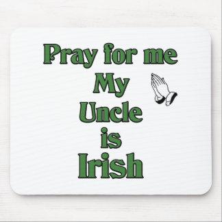Bid voor me mijn Oom is Iers Muismat