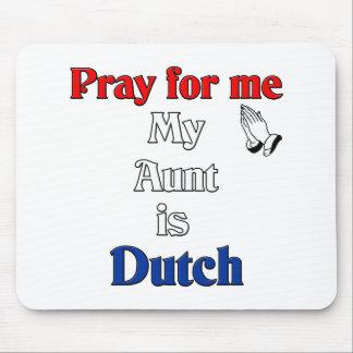 Bid voor me mijn Tante is Nederlands Muismat