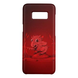 BIDI VREEMD KWAAD Samsung Galaxy8 NAUWELIJKS DAAR Case-Mate Samsung Galaxy S8 Hoesje