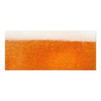 Bier 10,2x23,5 Uitnodiging Kaart