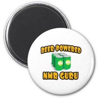 Bier-aangedreven NMR Guru Koelkast Magneet