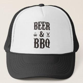 Bier en BBQ Trucker Pet