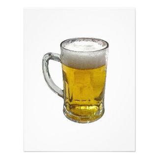 Bier Gepersonaliseerde Uitnodiging - het Bier nodi