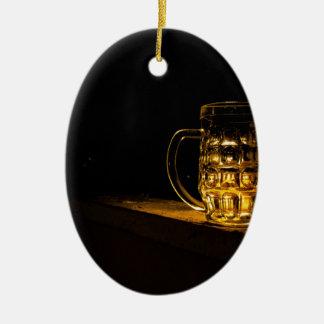 Bier… Keramisch Ovaal Ornament