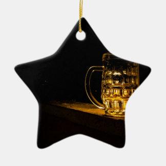 Bier… Keramisch Ster Ornament