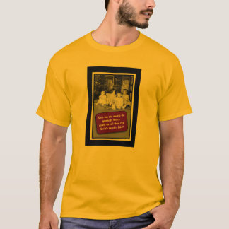 #bigandtall (6xl) Kerstmist-shirt door DAL T Shirt