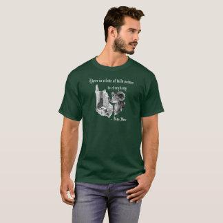 Bighorn. John Muir. Er is een liefde van wilde T Shirt