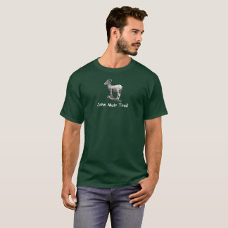 Bighorn. Siërra Bighorn. De Sleep van John Muir T Shirt