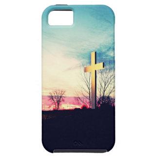 Bij het Kruis Tough iPhone 5 Hoesje