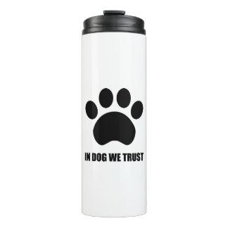 Bij Hond vertrouwen wij op Tuimelschakelaar Thermosbeker