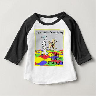 Bij uw van de Dienst C&b- exemplaar Baby T Shirts