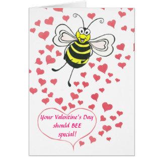 BIJ - Valentijnsdag - Kaart