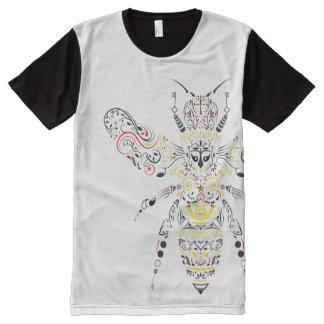 bijenkoningin All-Over-Print t-shirt