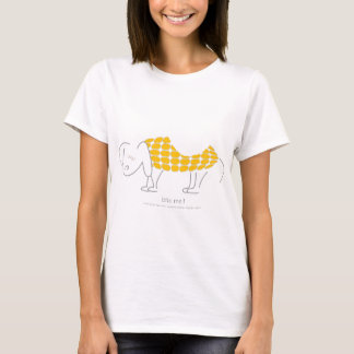 Bijt me. Ouch CornDog T Shirt