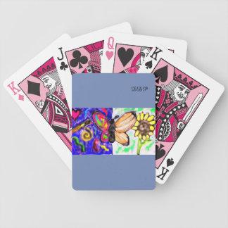 bilaterale vlinder poker kaarten