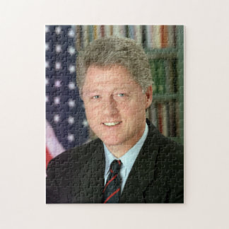 Bill Clinton Legpuzzel