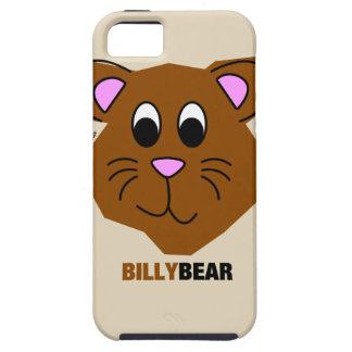 Billy Bear - iPhone 6 Dekking Tough iPhone 5 Hoesje