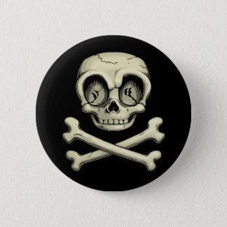 Billy Bones Ronde Button 5,7 Cm