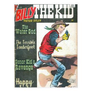 Billy het Kind Briefkaart